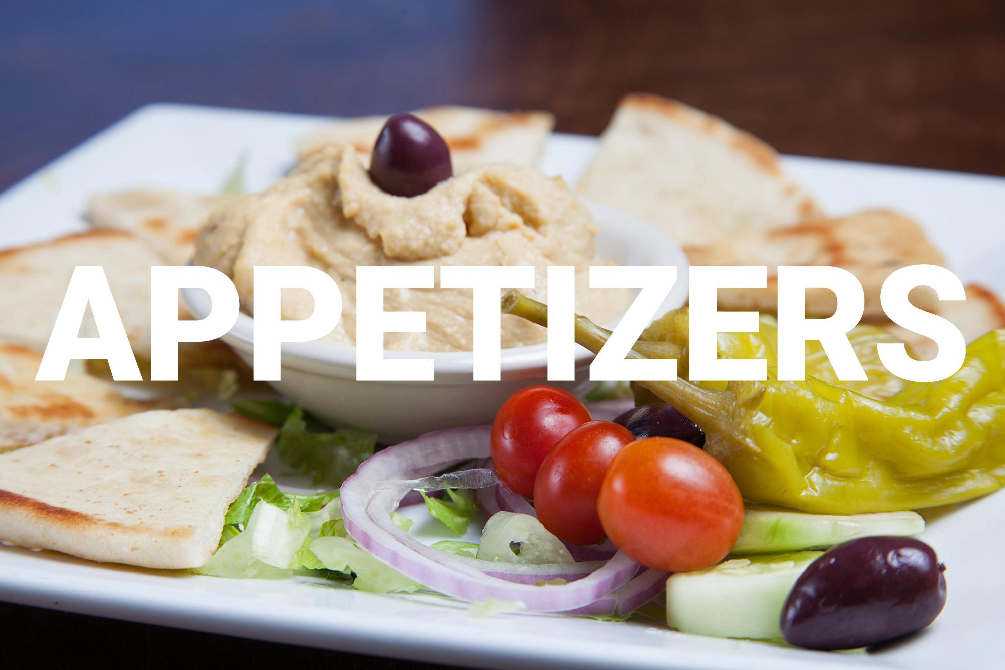 Spiro's Taverna Appetizers