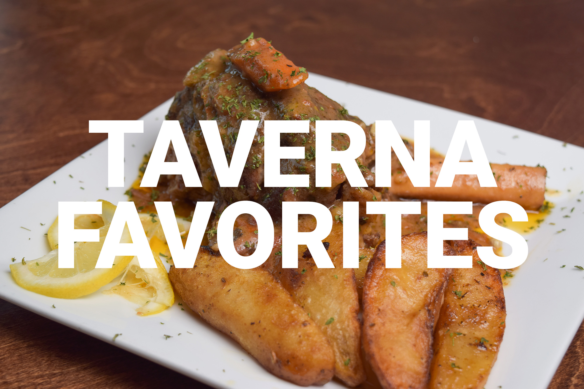 Spiro's Taverna Taverna Favorites