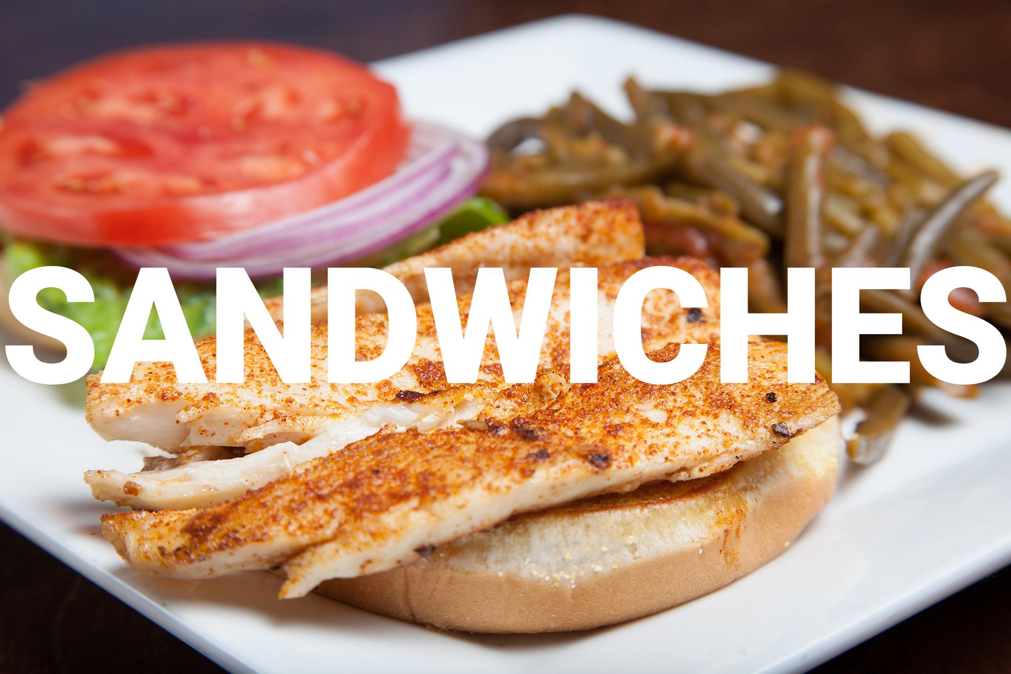 Spiro's Taverna Sandwiches