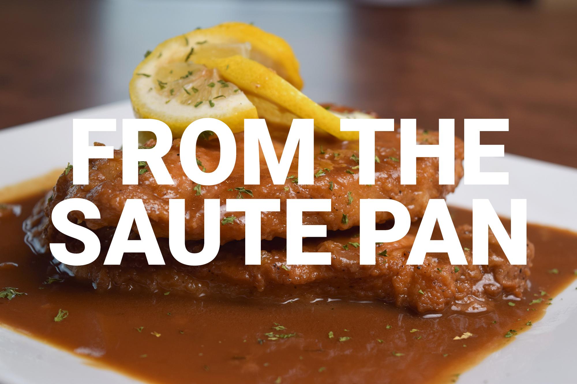 Spiro's Taverna Sauteed