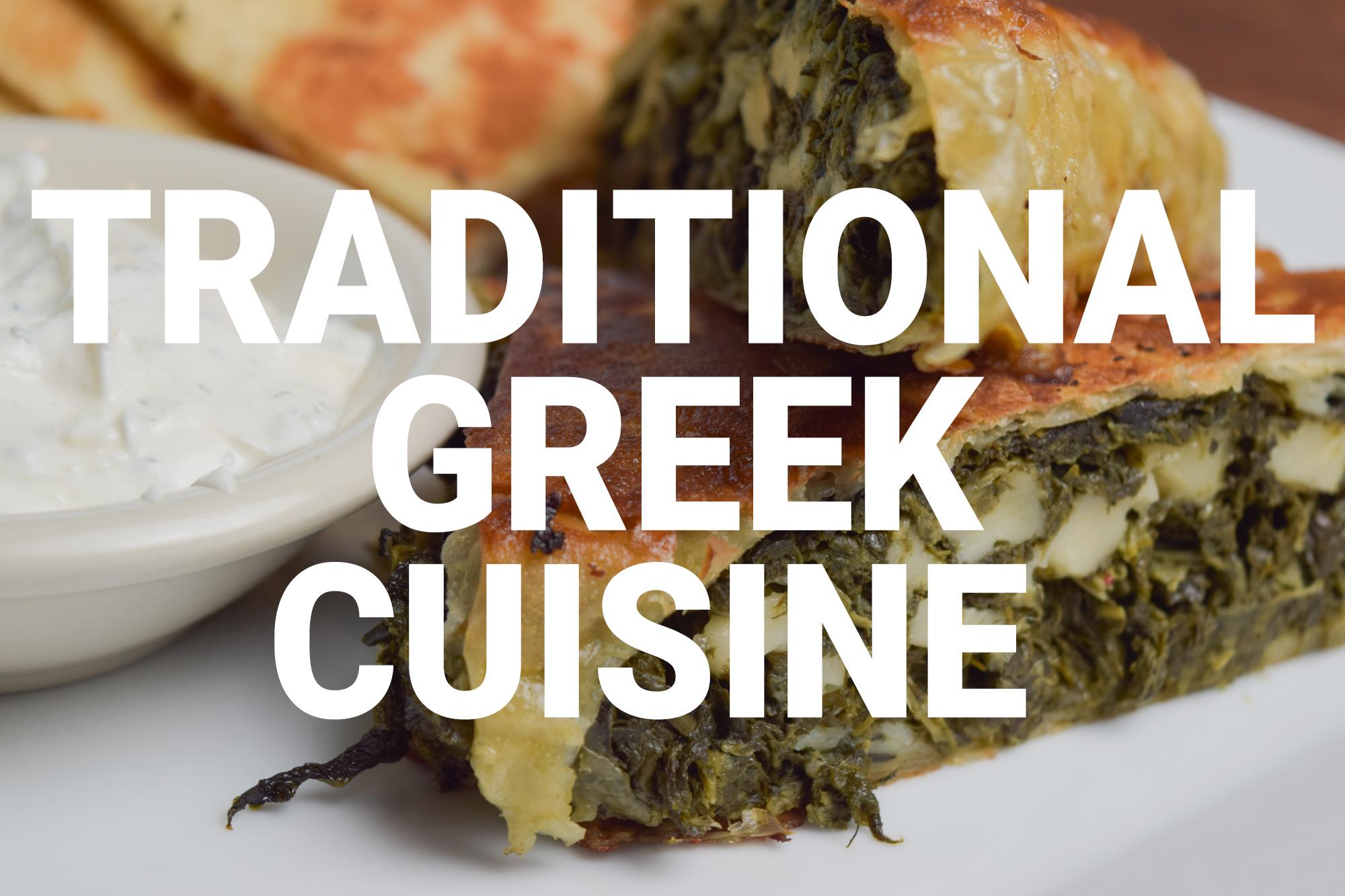 Spiro's Taverna Greek Cuisine