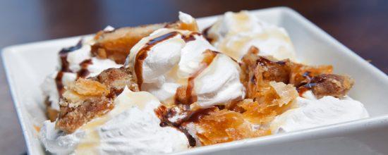 Spiro's Taverna Desserts
