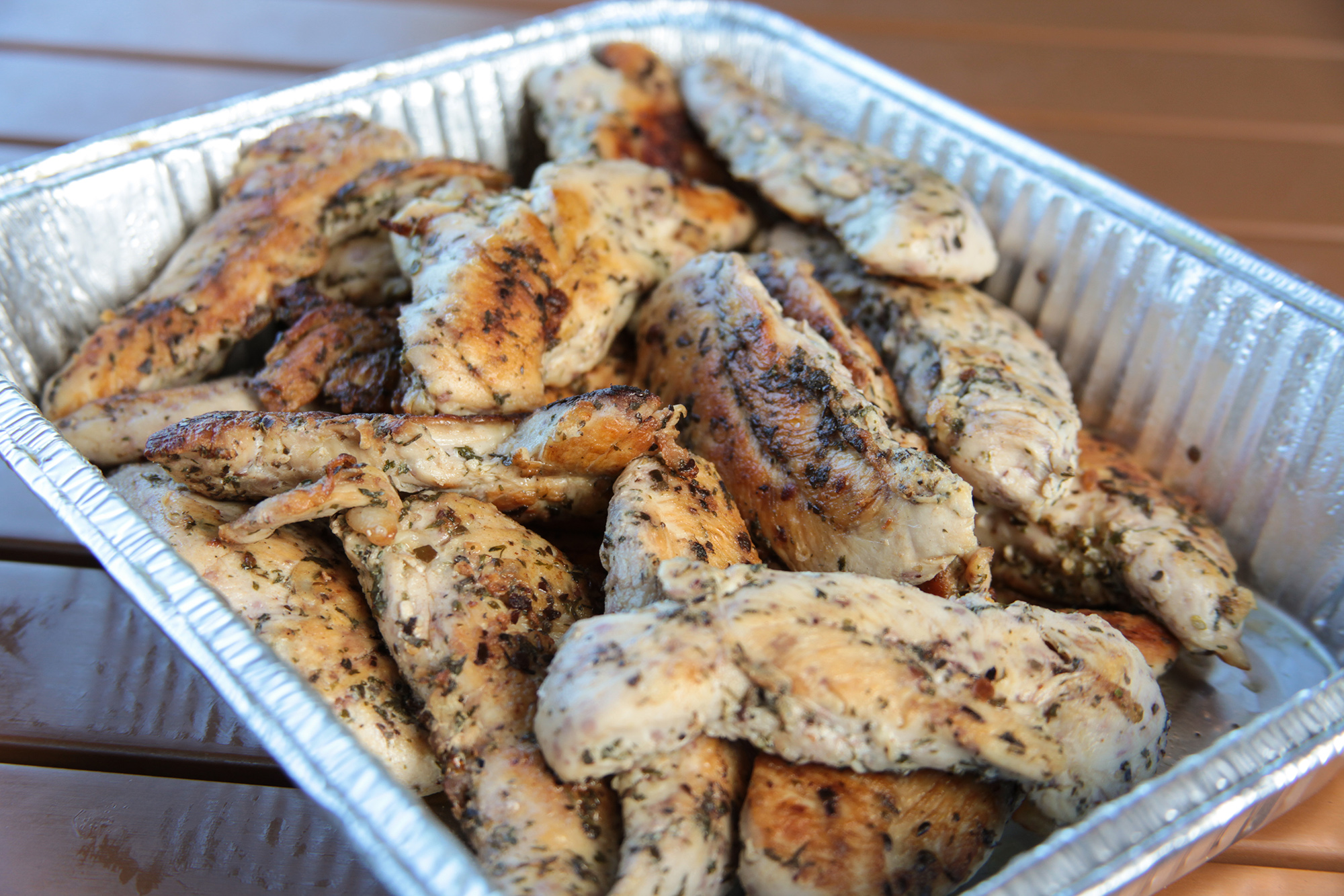 Spiro's Taverna Catering Chicken