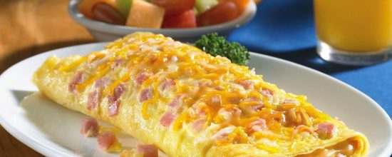 Spiro's Taverna Breakfast Omelettes