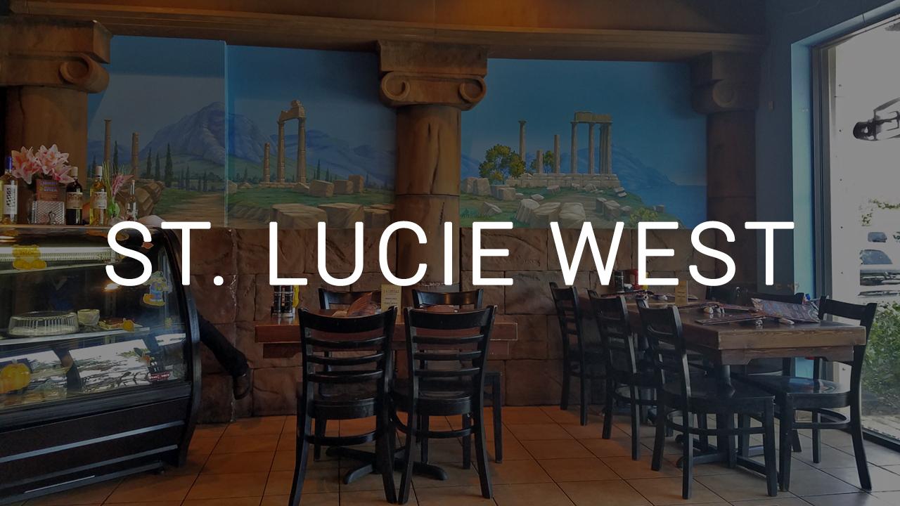 Spiro's Taverna St Lucie West