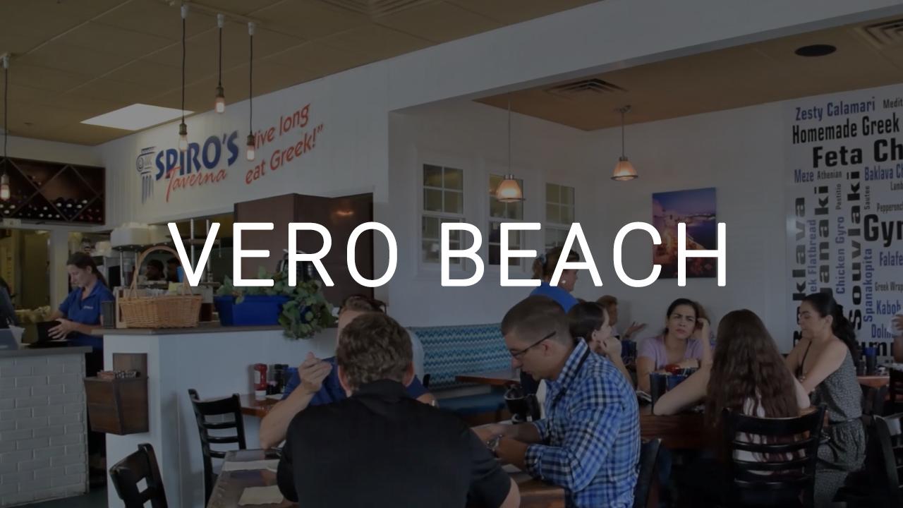 Spiro's Taverna Vero Beach