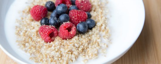 Spiro's Taverna Breakfast Oatmeal